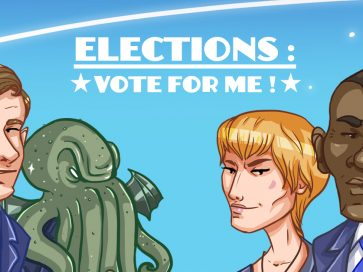 Elections : Vote for me